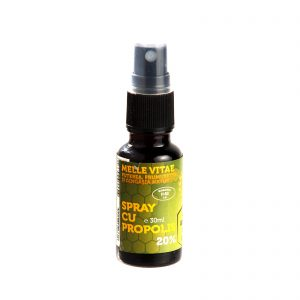 Spray cu propolis 20% 30ml