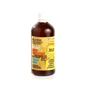 Superconcentrat de propolis 55% 100ml