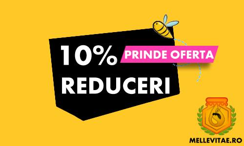 Reduceri la produse apicole naturale